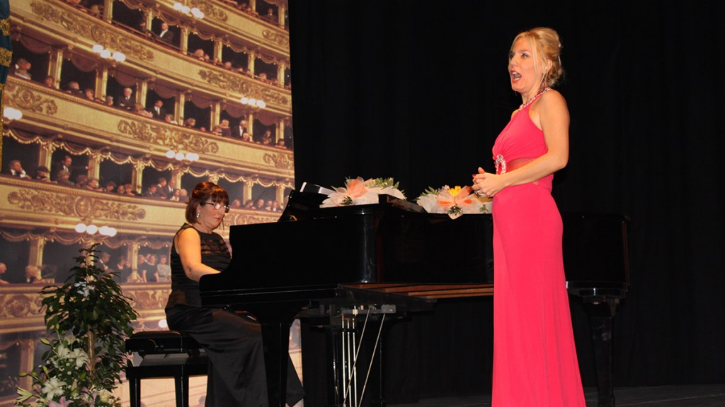 Mostra Callas -  Concerto - Foto M