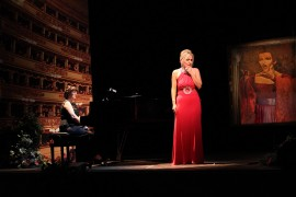 Mostra Callas -  Concerto - Foto M2