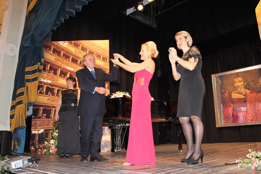Mostra Callas -  Concerto - Foto M3