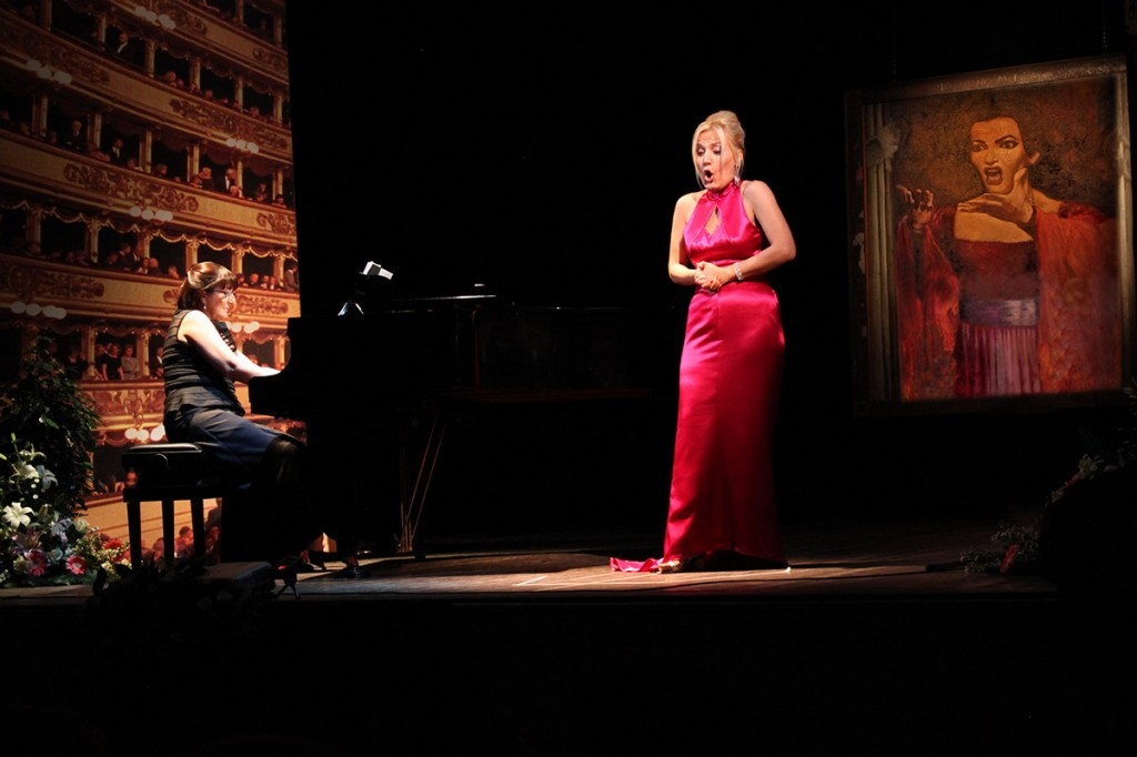 Mostra Callas -  Concerto - Foto M4