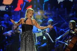 Felicia Bongiovanni - Concerto di Natale 2012