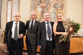 Artelibro 2013 - Bicentenario Verdiano. Felicia Bongiovanni, Francesco Ernani, Ricardo Levi, Leone Magiera
