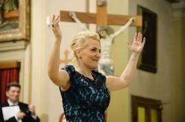 La Bellezza orante in Musica Applausi