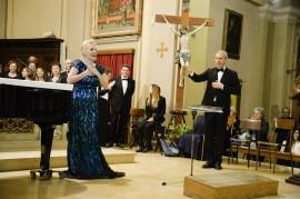 La Bellezza orante in Musica Applausi per Felicia Bongiovanni (2)
