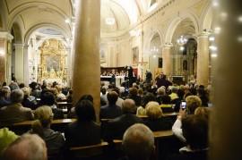 La Bellezza orante in Musica Basilica di San Rufillo Pubblico del Concerto