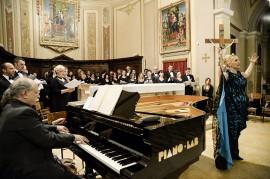 La Bellezza orante in Musica