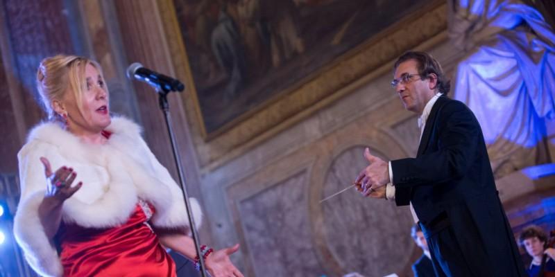 Concerto di Natale 2013 per Papa Francesco – Santa Maria degli Angeli