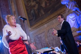 Natale 2013 - Concerto Papa Francesco a S. Maria degli Angeli (Roma)