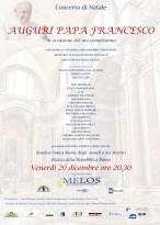 Natale 2013 - Auguri Papa Francesco