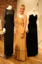 San Francisco - Felicia Bongiovanni con i vestiti di Maria Callas