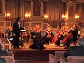 Teatro Bibiena- Felicia Bongiovanni-Concerto in onore a Maria Callas-Applausi