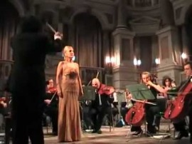 Teatro Bibiena Mantova - Concerto Maria Callas - Mostra Una Voce, una Donna - Palazzo Te