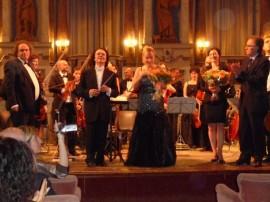 Teatro Bibiena - Maria Callas - Applausi