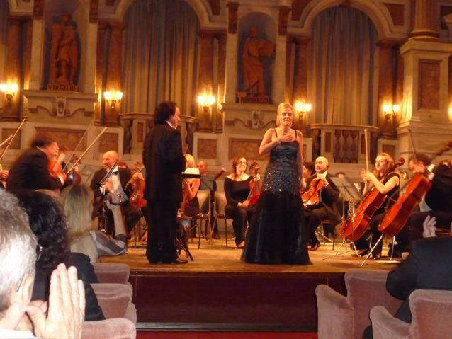 Teatro Bibiena - Maria Callas - Felicia Bongiovanni - Traviata