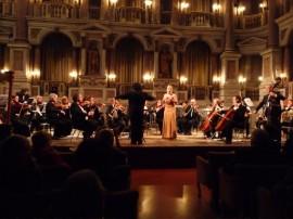 Teatro Bibiena - Maria Callas - Felicia Bongiovanni in Ritorna Vincitor dall'Aida di Verdi