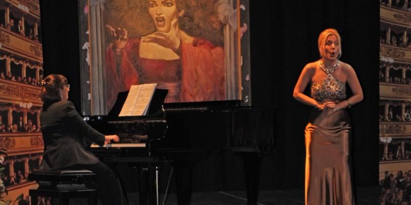 La Divina e il suo Mentore – Teatro Tullio Serafin (Cavarzere)