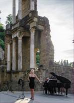 Premio Ombre della sera Bruno Landi alla Lirica 2014 - Anfiteatro romano di Volterra