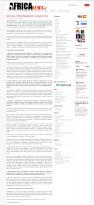 Africa news INTERNET Cavour