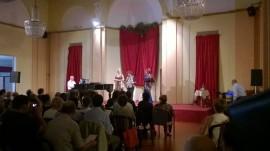 Albertus & Carmel  Arezzo Circolo Artistico Anteprima del Musical Felicia Bongiovanni e Claudia Koll