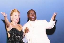 Angola 2011 Felicia Bongiovanni e il tenore angolano_2