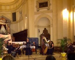 Assisi Suono Sacro concerto Felicia Bongiovanni