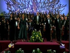 Felicia Bongiovanni al Vaticano -Sala Nervi ,applausi 1