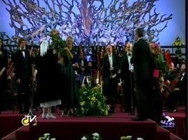 Felicia Bongiovanni al Vaticano -Sala Nervi ,applausi 2