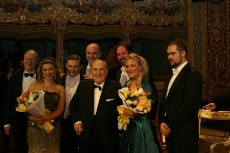 Felicia Bongiovanni con Carlo Bergonzi a La Fenice di Veneziaf (2)