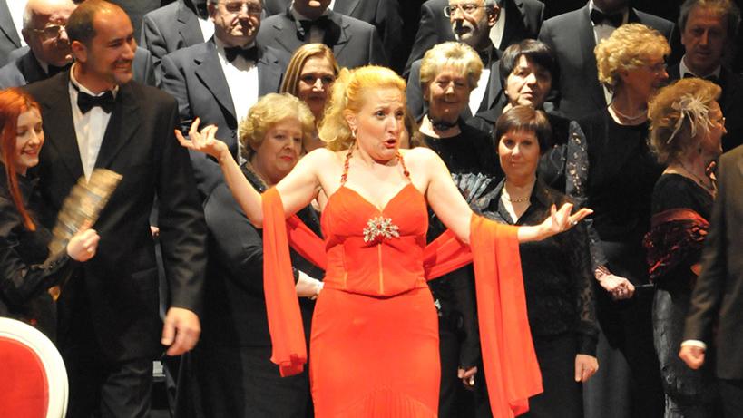 Lion Traviata  Soresina Lettera dettaglio