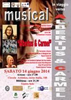 Musical  Anteprima Locandina