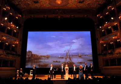 Teatro La Fenice dic 2010