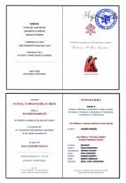 Vaticano -Sala Nervi programma