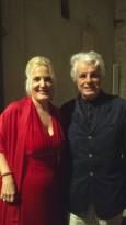 Con Michele Placido - Concerto per il Premio Cimitile 2014 XIX Edizione