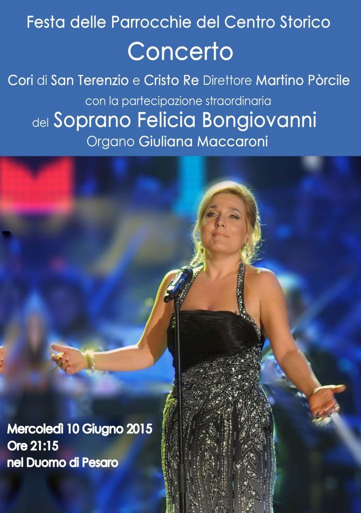 Felicia Bongiovanni affiche
