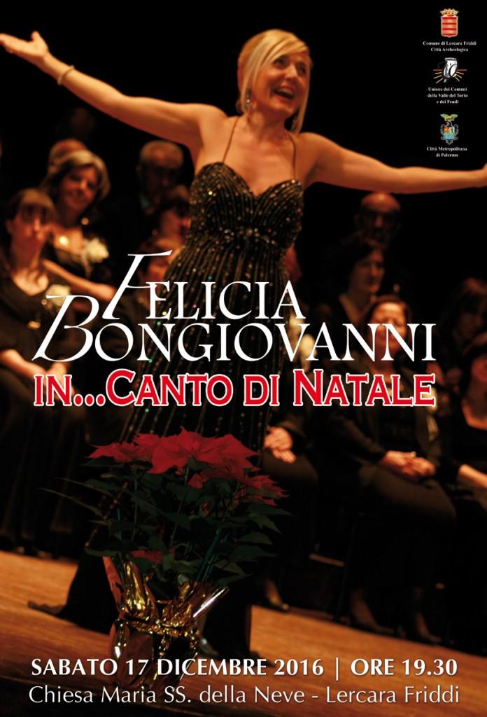 Felicia Bongiovanni in...canto di Natale